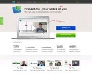 Present.me – Des slides et de la video. | Les outils du Web 2.0 | Scoop.it