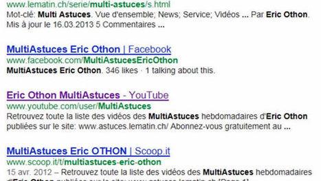 Choisissez la couleur des liens | MultiAstuces Eric OTHON | Scoop.it