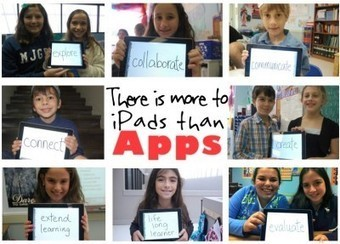 There is More to iPads in the Classroom Than Apps|Langwitches Blog | Apps for Business English | Scoop.it