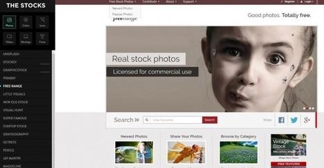 Fotos, iconos y vídeos gratis para usar en proyectos personales y comerciales | Entorns Virtuals d'Aprenentatge i Recursos Educatius WEB 2.0 | Scoop.it