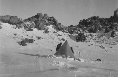 Historic camp site of Antarctica explorers discovered | Awesome Visuals | Scoop.it