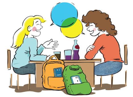 Com t'impliques en l'educació digital dels teus fills i filles? | Escola i Educació 2.0 | Scoop.it