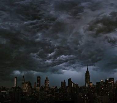 A Panoramic Photo of Last Night's Derecho Storm Over New York - News - GOOD | Kissmylilstar pictures i like.... | Scoop.it