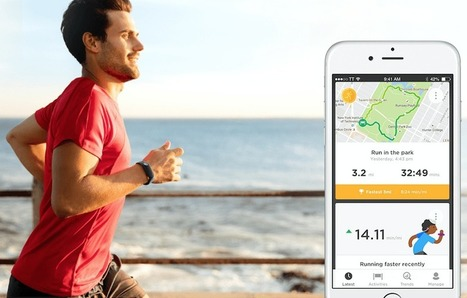 TomTom sports app | lIASIng | Scoop.it