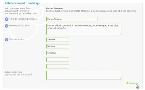 Nouveau tutoriel SEO: Optimiser les mots-clés de son forum | Forumactif | Scoop.it