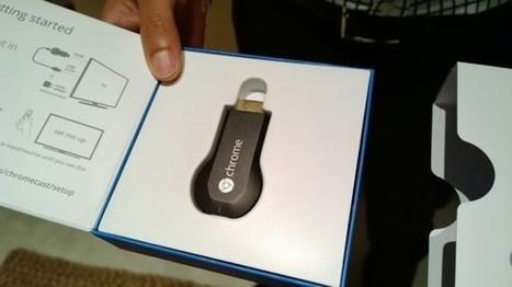 Google Chromecast.. hands-on | Mens Entertainment Guide | Scoop.it