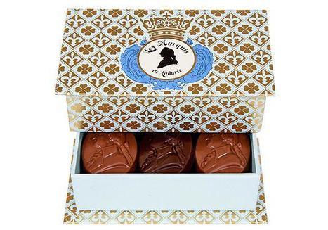 Ladurée ouvre sa première boutique dédiée au chocolat   Offrir un cadeau express de qualité   Scoop.it