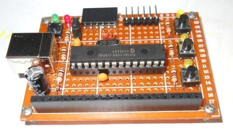 Arduino with a… PIC? | Arduino, Netduino, Rasperry Pi! | Scoop.it