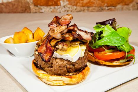 Dove mangiare il miglior hamburger a Milano - Cibando Blog | Best Food&Beverage in Italy | Scoop.it