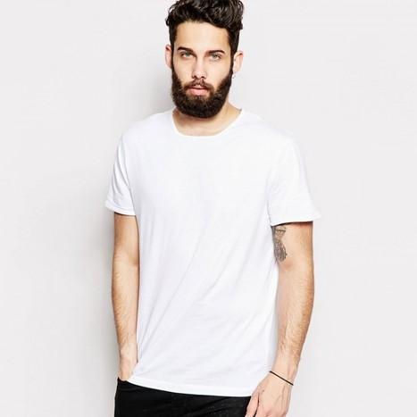 7af28ca7fb5 Fruit Of The Loom Plain White 100% cotton Super Premium T-Shirt 190 GSM