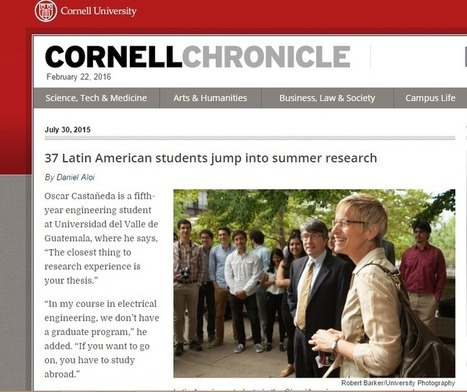 Recruiting Students from Latin America: Market Trends & Digital Tactics   Content Strategy for Higher Ed   Scoop.it