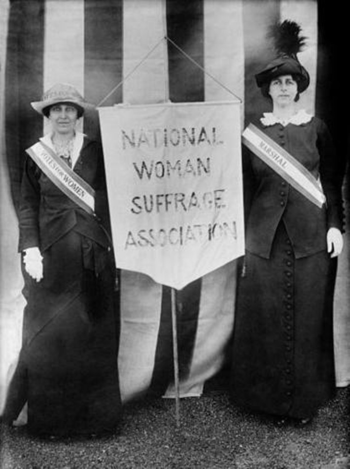 Today in 1869, Susan B. Anthony and Elizabeth Cady Formed the National Woman Suffrage Association | Dare To Be A Feminist | Scoop.it