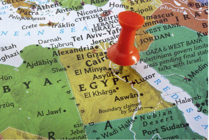 Focus on EGYPT - grains and cereals