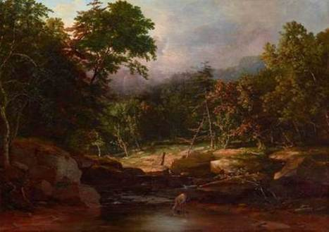 Dallas Museum of Art Discovers George Inness Painting in the Collection - ArtfixDaily (blog) | Vosarts | Scoop.it
