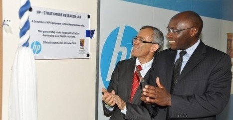 Strathmore gets new Tech Lab from HP to develop Health Solutions | Capital Campus | Kenya School Report - Science Technology and Innovation | Scoop.it