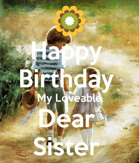 Happy Birthday Sister Messages In Whatsapp Status And Dp
