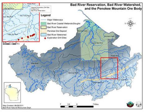 Ironwood: The Rocks of the Penokee Range | wisconsinacademy.org #IdleNoMore #BadRiver #WATER #wimine | IDLE NO MORE WISCONSIN | Scoop.it