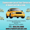 Bay Area Taxi Cab