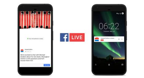 Facebook Live Audio : le direct, sans la vidéo ! | Internet world | Scoop.it