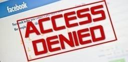 Facebook blocca le connessioni anonime - Social Media Consultant | Social Media Consultant 2012 | Scoop.it