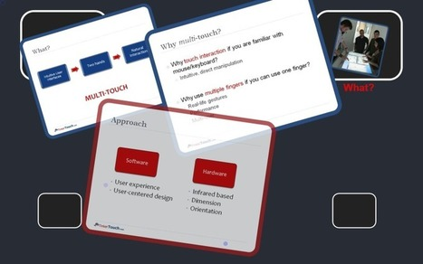 Tinkertouch - Lively Presentation Tool | Digital Presentations in Education | Scoop.it