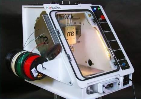 Além da impressão 3D: Microfábrica imprime, fresa e corta | tecnologia s sustentabilidade | Scoop.it