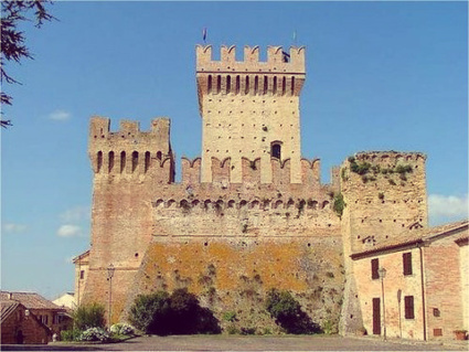 La Rocca di Offagna and the Medieval Festivals | Le Marche another Italy | Scoop.it