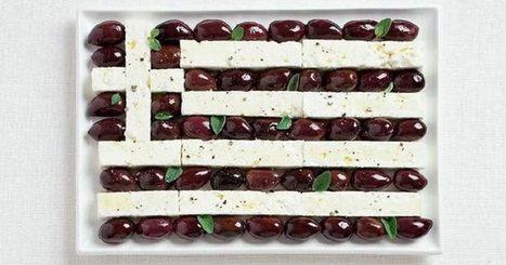 Εθνικές σημαίες δημιουργημένες από τα παραδοσιακά τρόφιμα κάθε χώρας | Computer4all-of-you | Scoop.it