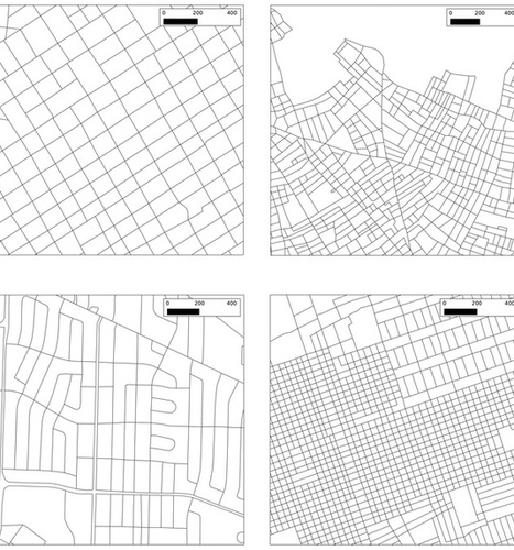 There Are Only Four Types of City in the World, Says Math | Complex World | Scoop.it