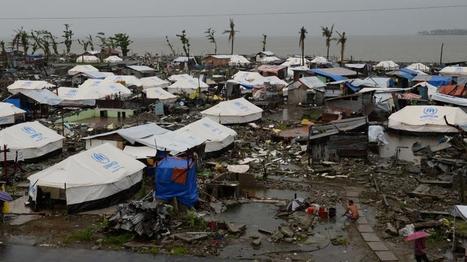 Le monde compte trois fois plus de réfugiés climatiques que de réfugiés de guerre | Action humanitaire dans le monde et ONG | Scoop.it