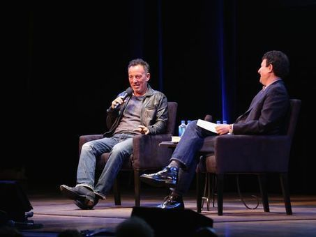 Bruce Springsteen at Monmouth : The 'Conversation' - Asbury Park Press | Bruce Springsteen | Scoop.it