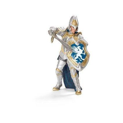Plastoy gr/ün Knight