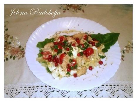 #Recept: Letnja #salata | Recepti i kuhinja za pocetnike [ kao ja] | Scoop.it