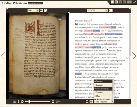 EVT version 1.0 has been released!   English Literature after 1700   Scoop.it