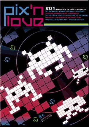 Pix'n Love : La 1ère maison d'édition dédiée au retrogaming | Ressources autour des jeux vidéo & des bibliothèques... | Scoop.it