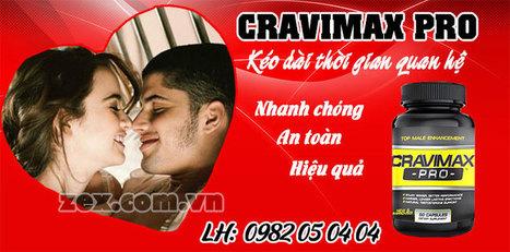 Kết quả hình ảnh cho Cravimax Pro duongvatdanong.com