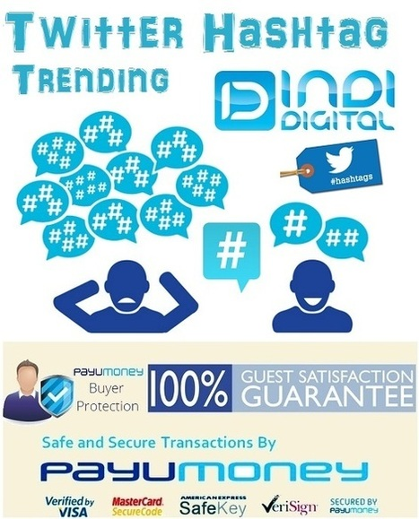 Twitter Hashtag Trending | Online Marketing |
