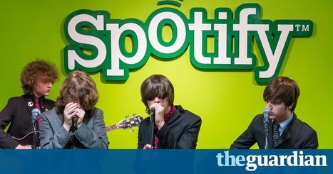 Music streaming hailed as industry's saviour as labels enjoy profit surge | MUSIC:ENTER | Scoop.it