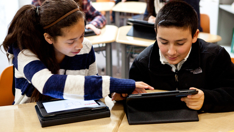 The Benefits of Students Teaching Students Through Online Video | marked for sharing | Scoop.it