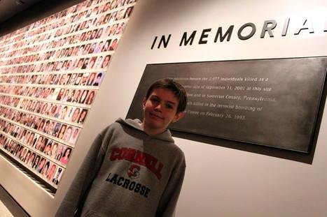 Le musée du 11 septembre - 1jour1actu - L'actu pour tous les enfants | Olisoca40 | Scoop.it