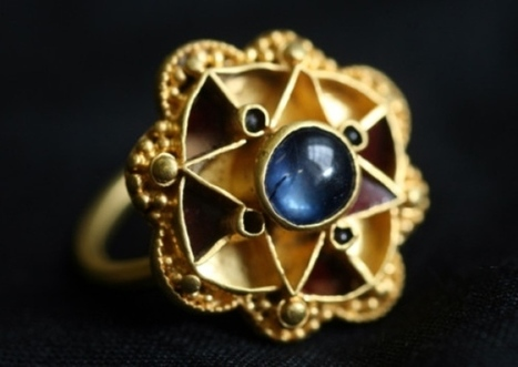 Ring unearthed in York field may have been royal - General news - Yorkshire Post | Archaeology News | Scoop.it