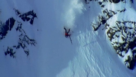 Even heroes fall sometime | Freeride skiing | Scoop.it