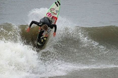 Northeast's best young surfers to catch waves in Sea Isle City this weekend - Press of Atlantic City | surf | Scoop.it