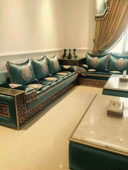 Architecture d\'un salon Marocain   D&eacu...