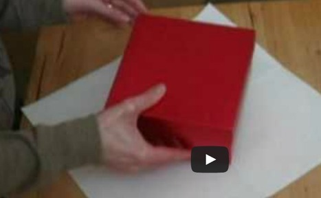 Saving Wrapping Paper? | Yummy Math | Math 8 Specific Supplements | Scoop.it