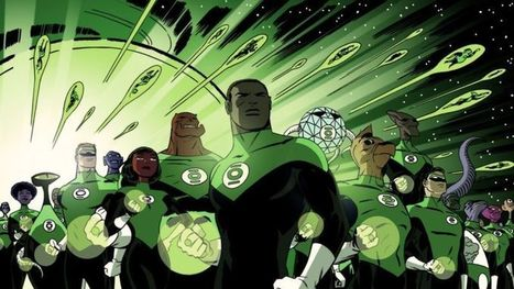Report: Green Lantern Corps Movie Signs Writers, Will Be 'Lethal Weapon in Space' | Comic Book Trends | Scoop.it