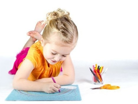 10 ventajas de pintar y colorear en la educación infantil - | Madres de Día Pamplona | Scoop.it