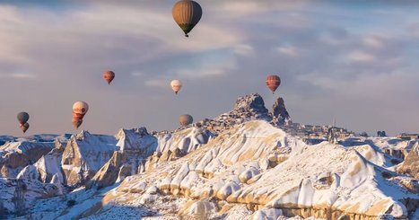 A Flow Motion Hyperlapse Journey in Cappadocia, Turkey | Backpack Filmmaker | Scoop.it