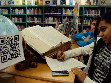 Using QR Codes to Differentiate Instruction | iPads and ESL | Scoop.it