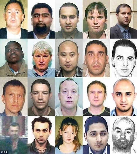 Most wanted: The 20 tax fugitives who have conned the government out of £765million | Race & Crime UK | Scoop.it